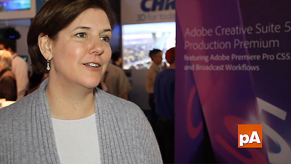 Ellen Wixted of Adobe Systems