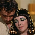 Elizabeth Taylor, Richard Burton in Cleopatra