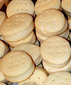 Beaten Biscuits