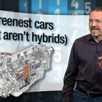 Brian Cooley And CNET Top 5 Cars